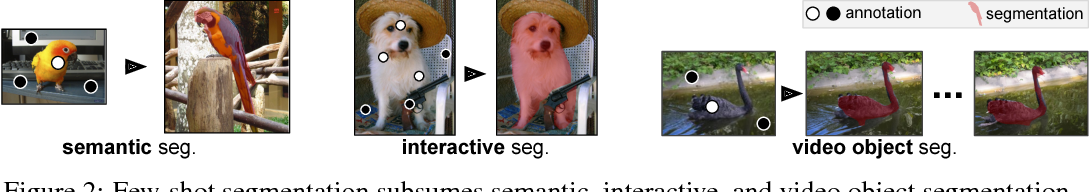 Figure 2 for Few-Shot Segmentation Propagation with Guided Networks
