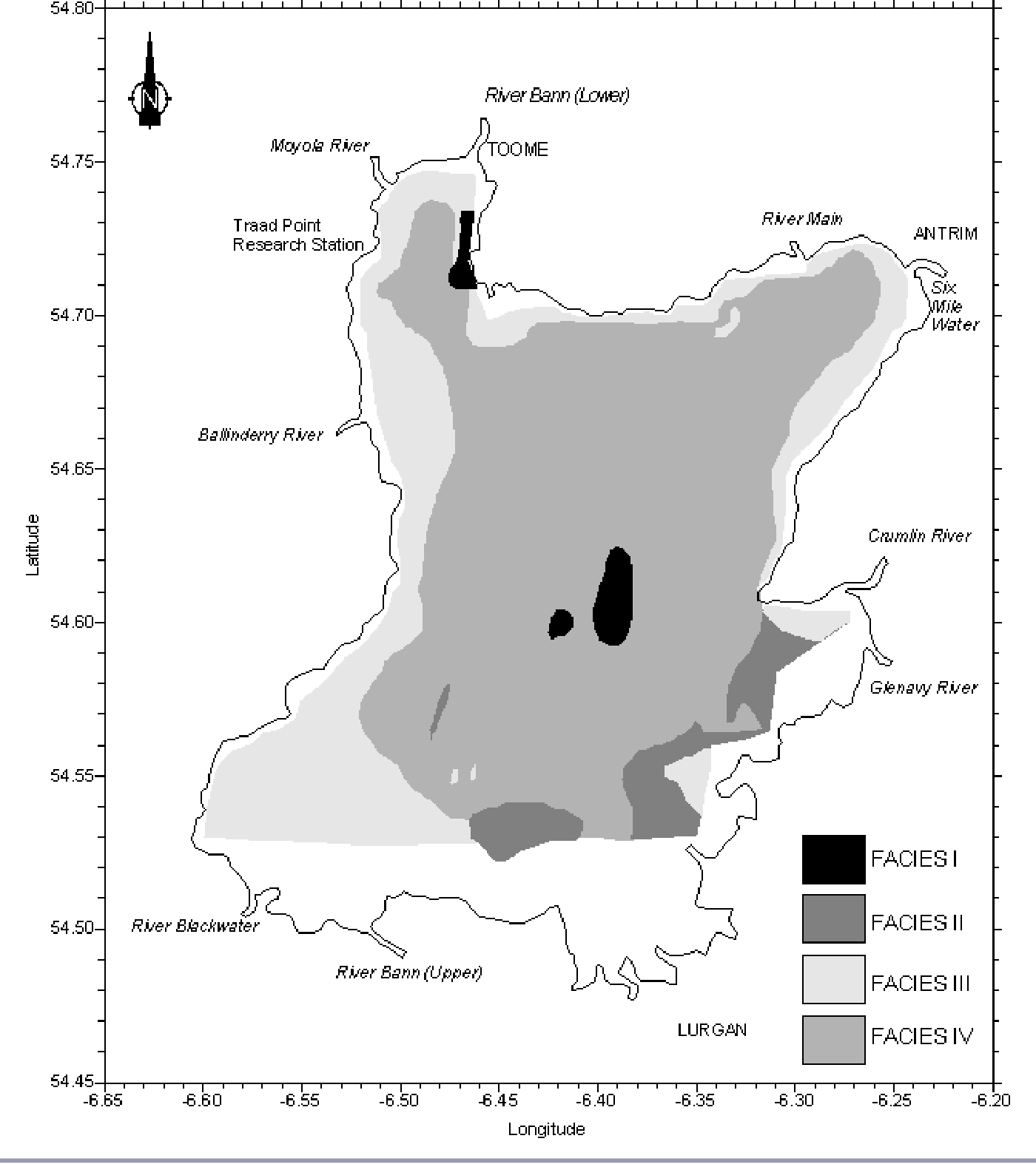Map Of Quinn Ireland.Figure 3 From Accurate Mental Maps As An Aspect Of Local Ecological