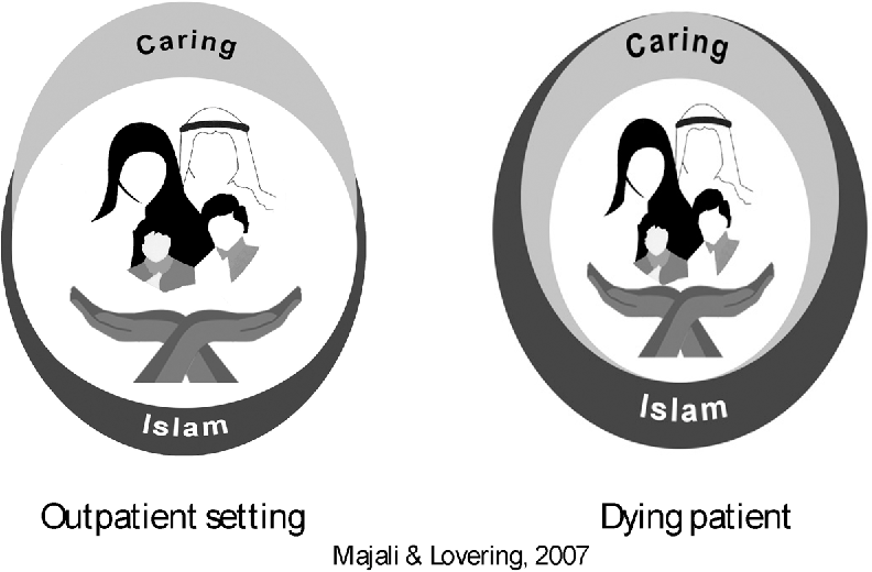 Figure 2 from The Crescent of Care: a nursing model to guide the
