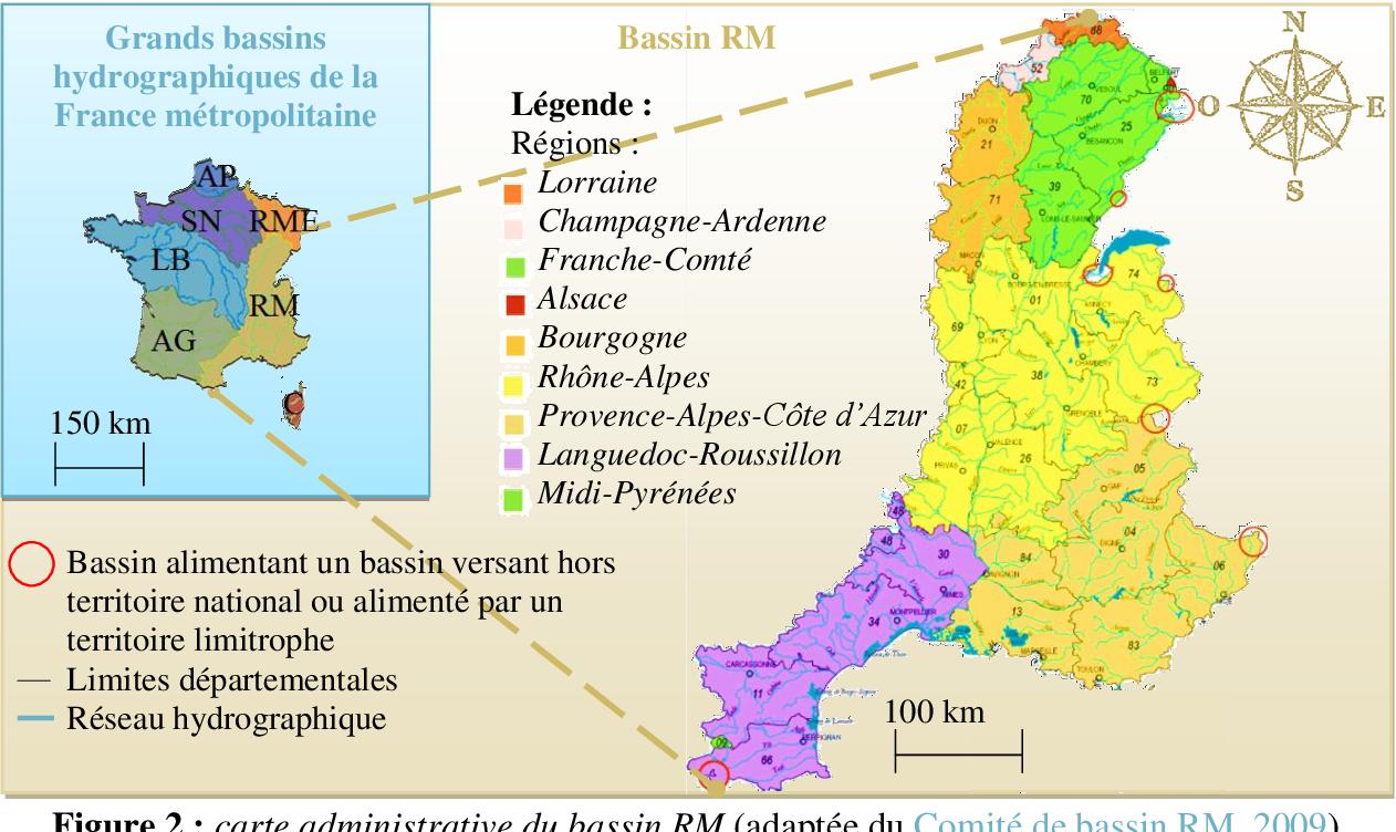 Pdf Identification Dindicateurs Pour Le Suivi Du Bassin Rhône