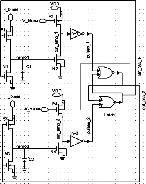A Temperature Compensated Relaxation Oscillator For Soc