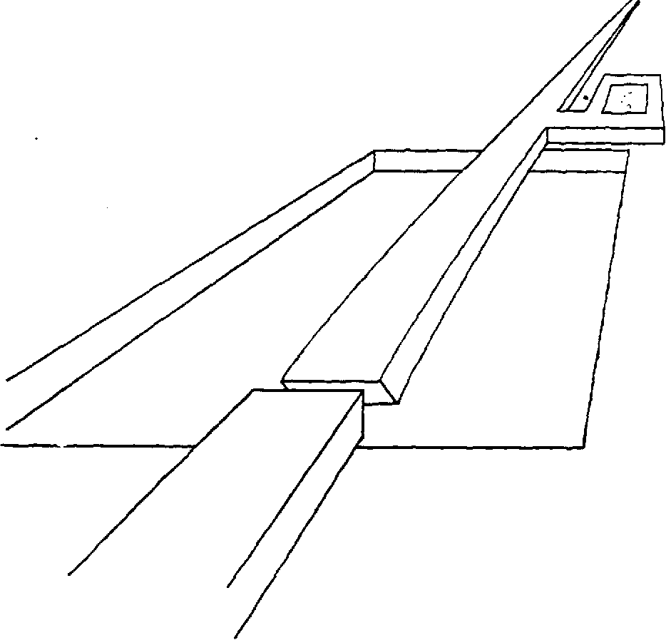 Figure 3.24 Three dimensional perspective drawing of