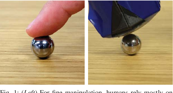 Figure 1 for Manipulation by Feel: Touch-Based Control with Deep Predictive Models