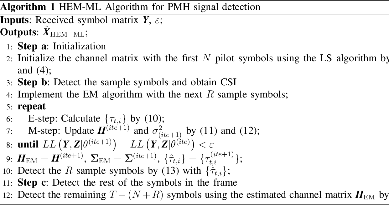 Figure 3 for Machine Learning-based Signal Detection for PMH Signals in Load-modulated MIMO System