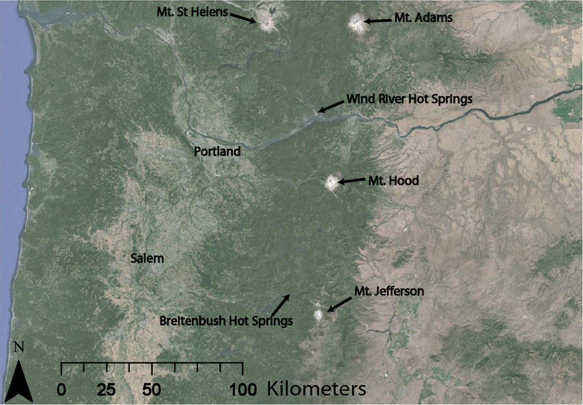 Geothermometry of Two Cascade Geothermal Systems - Semantic Scholar