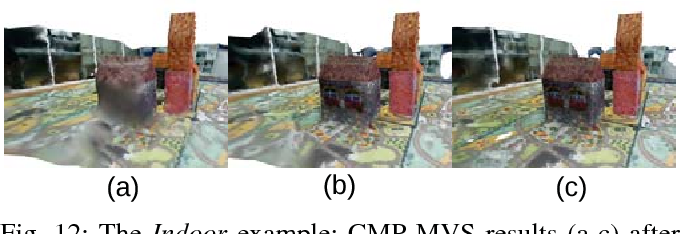 Figure 3 for Active Image-based Modeling with a Toy Drone