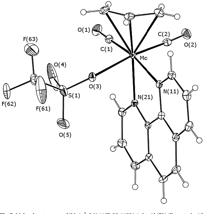 Figure 2 From Moii Complexes A New Family Of Cytotoxic Agents