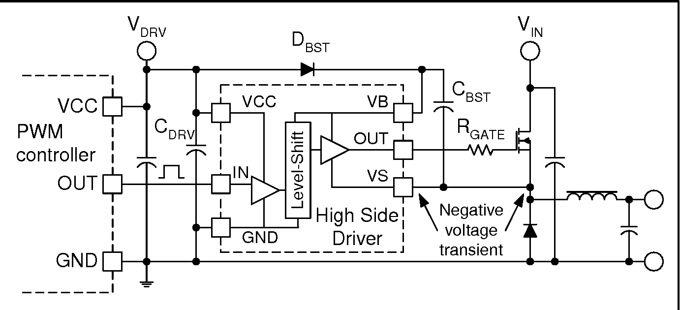 Design And Application Guide For High Speed Mosfet Gate Drive Figure 1 Circuit Diagram Level Shifter Circuits By Semantic Scholar