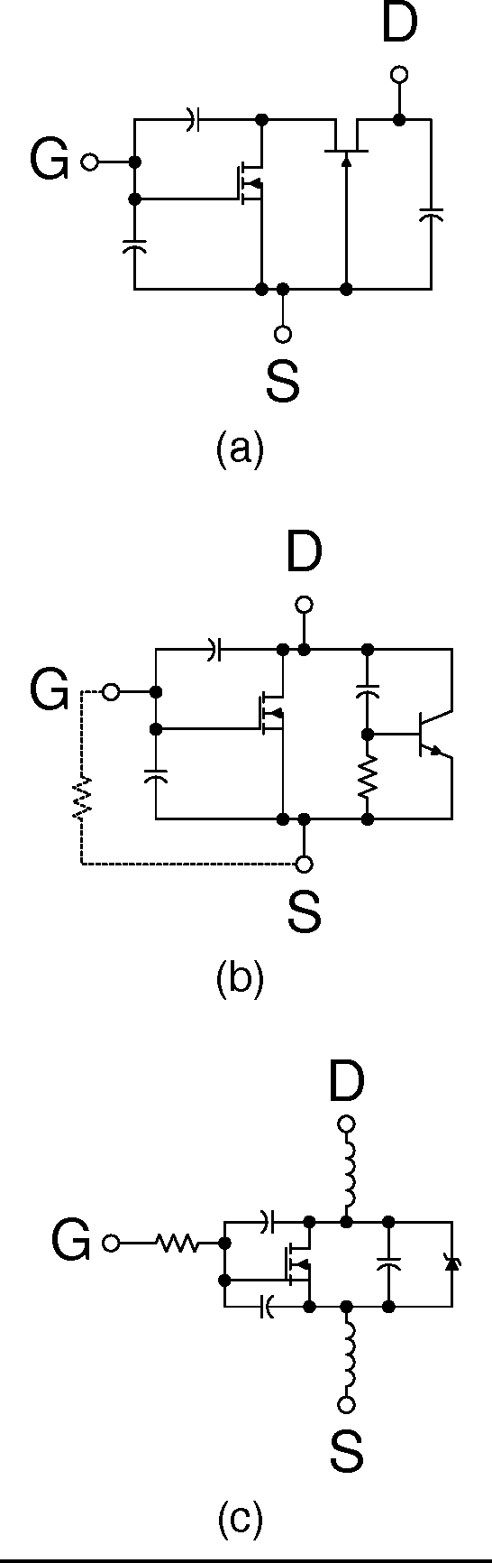 Design And Application Guide For High Speed Mosfet Gate Drive Circuit Mos Fet Power Switch Further N Channel Circuits By Semantic Scholar