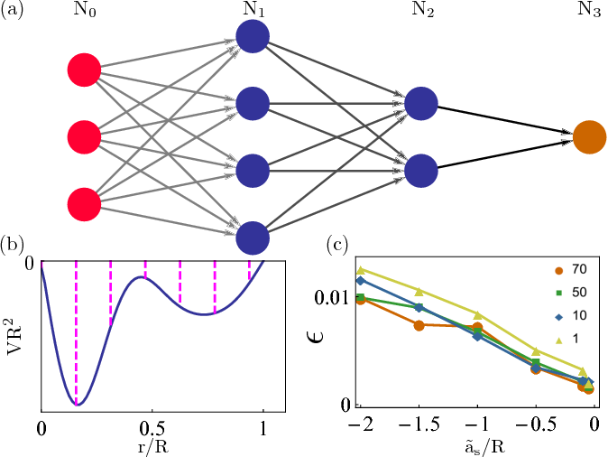 Figure 1 for Visualizing Neural Network Developing Perturbation Theory