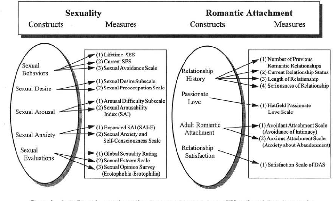 Sexual adjustment scale