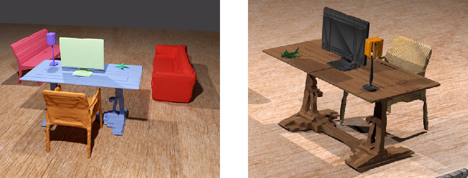 Figure 1 for Multi-View Silhouette and Depth Decomposition for High Resolution 3D Object Representation