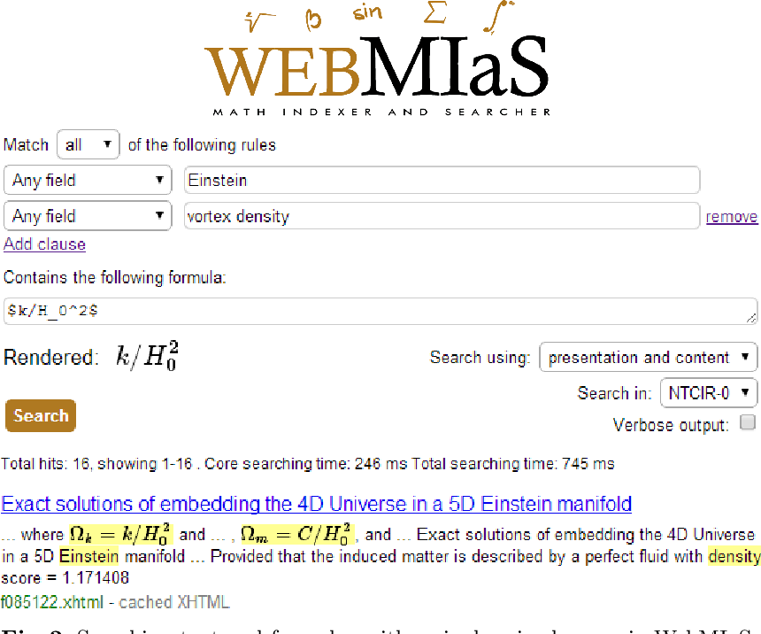 Figure 2 for WebMIaS on Docker: Deploying Math-Aware Search in a Single Line of Code