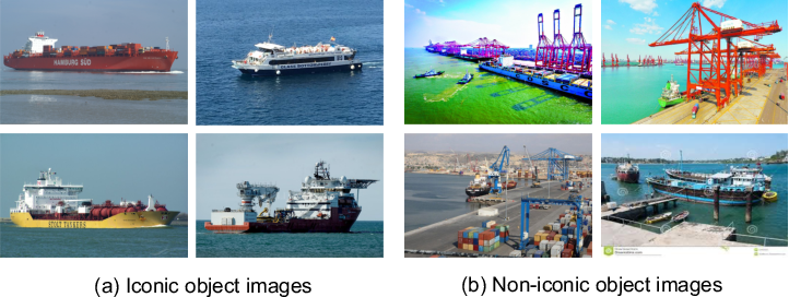 Figure 2 for GLSD: The Global Large-Scale Ship Database and Baseline Evaluations