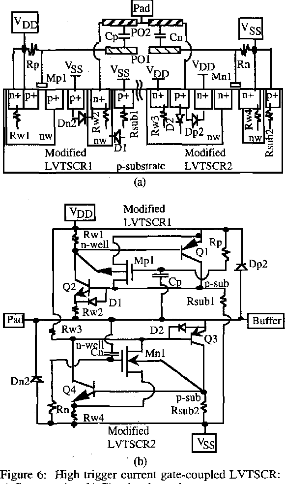 Figure 6 From Semiconductor Controlled Rectifier Scr Electrostatic