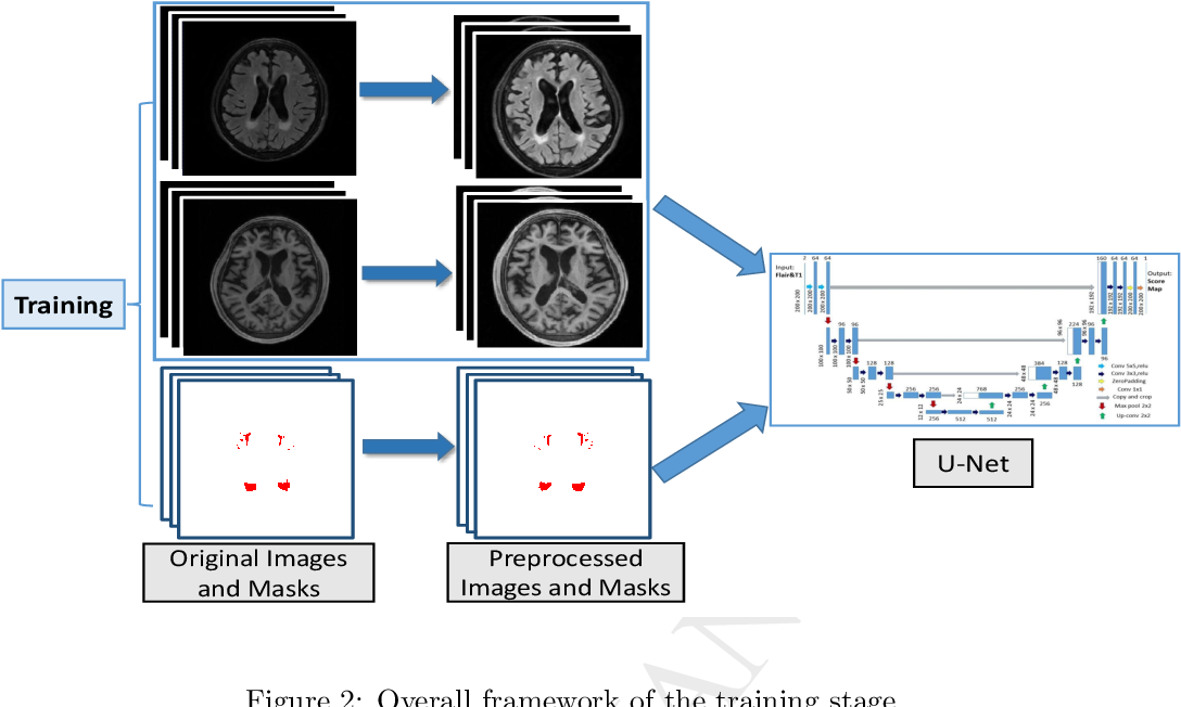 Figure 3 for Fully Convolutional Network Ensembles for White Matter Hyperintensities Segmentation in MR Images