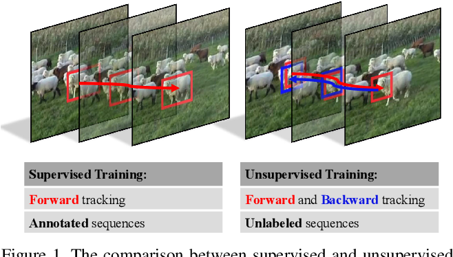 Figure 1 for Unsupervised Deep Tracking