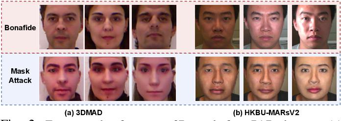 Figure 2 for TransRPPG: Remote Photoplethysmography Transformer for 3D Mask Face Presentation Attack Detection