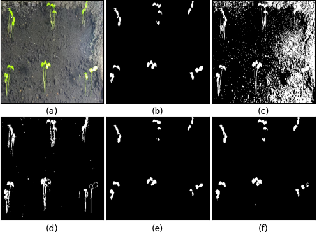 Figure 4 for LAI Estimation of Cucumber Crop Based on Improved Fully Convolutional Network