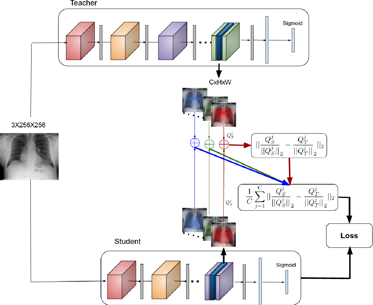 Figure 2 for Evaluating Knowledge Transfer in Neural Network for Medical Images
