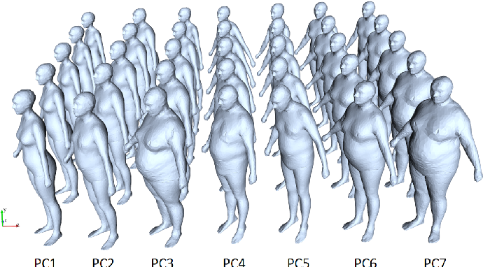Figure 1 for Concise and Effective Network for 3D Human Modeling from Orthogonal Silhouettes