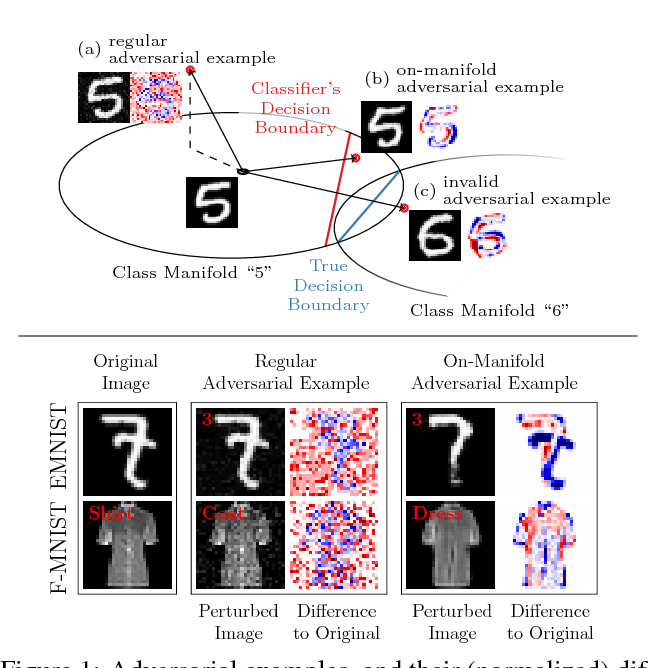 Figure 1 for Disentangling Adversarial Robustness and Generalization