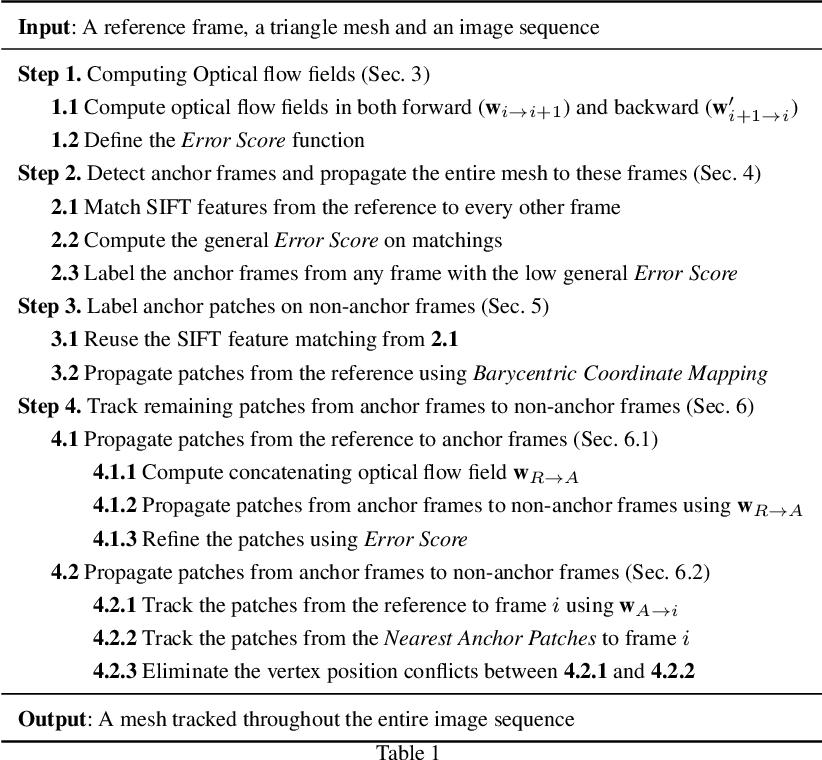 Figure 2 for Drift Robust Non-rigid Optical Flow Enhancement for Long Sequences