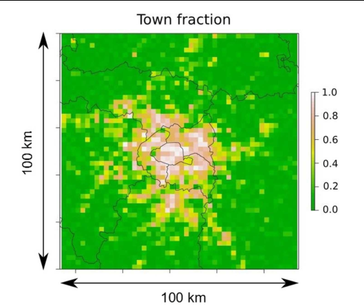 PDF] A fast and spatialized urban weather generator for long-term