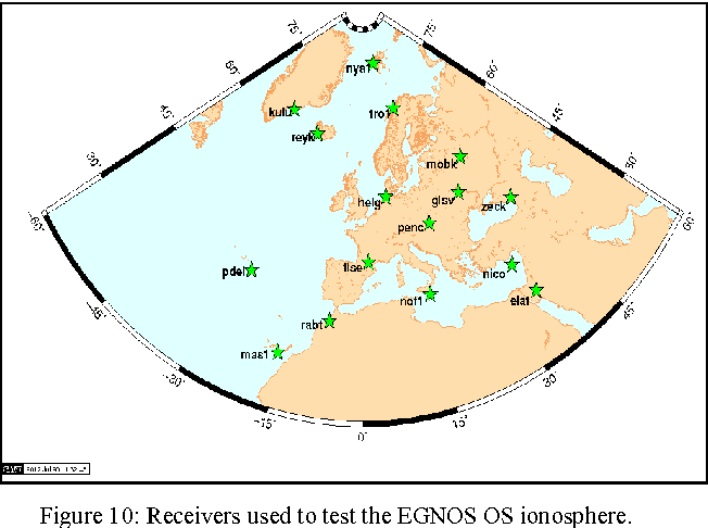 Figure 10 from EGNOS open service guidelines for receiver