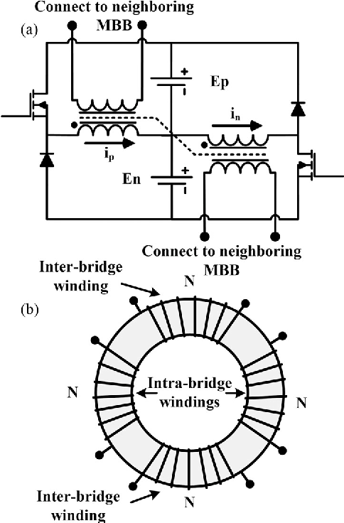 Figure 2 From A Modular Balancing Bridge For Series Connected