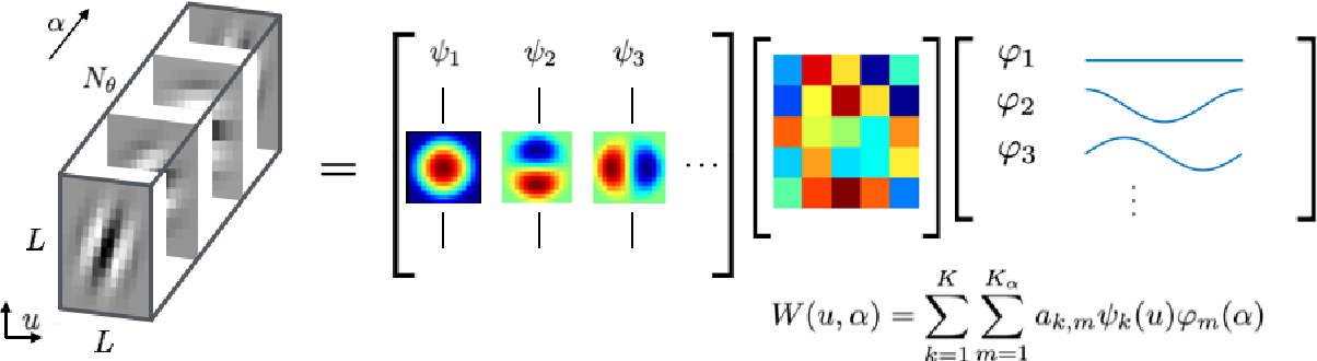 Figure 1 for RotDCF: Decomposition of Convolutional Filters for Rotation-Equivariant Deep Networks