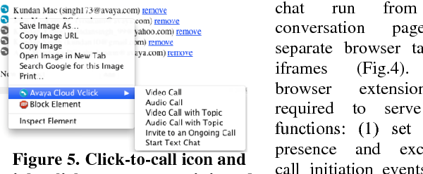 Figure 3 from Enterprise WebRTC Powered by Browser Extensions