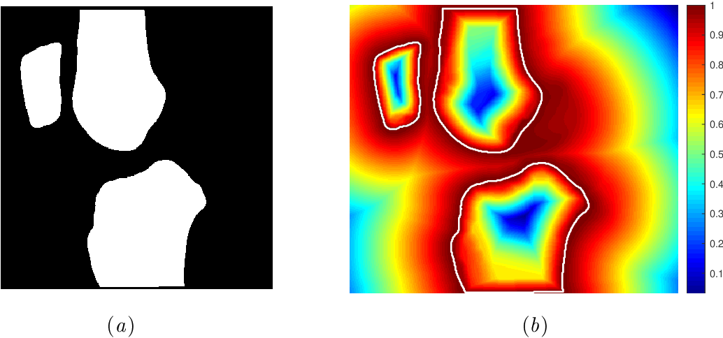 Figure 1 for Distance Map Loss Penalty Term for Semantic Segmentation