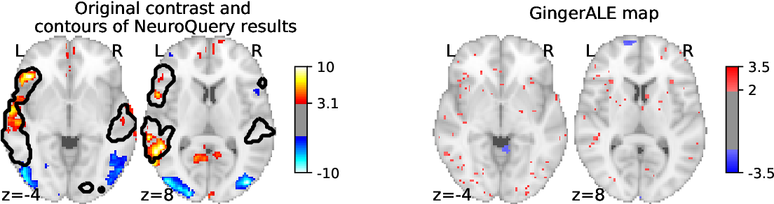Figure 3 for NeuroQuery: comprehensive meta-analysis of human brain mapping