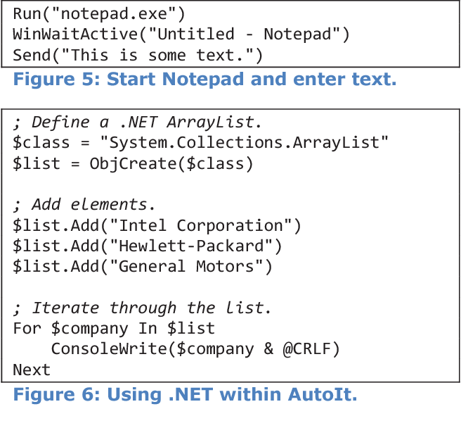 Figure 5 from System Testing of Desktop and Web Applications