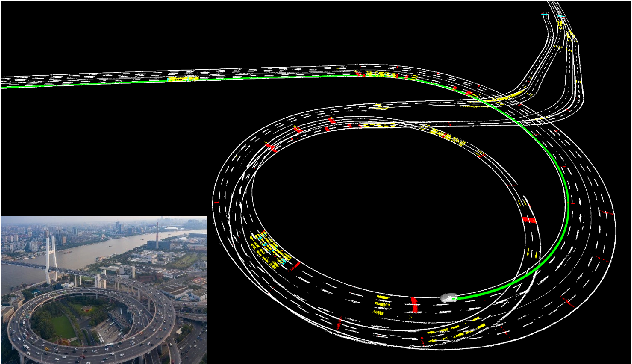 Figure 1 for RoadMap: A Light-Weight Semantic Map for Visual Localization towards Autonomous Driving