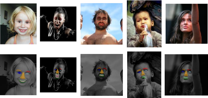 Figure 3 for Interlinked Convolutional Neural Networks for Face Parsing