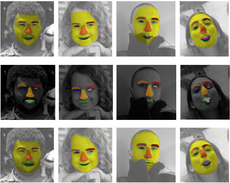 Figure 4 for Interlinked Convolutional Neural Networks for Face Parsing