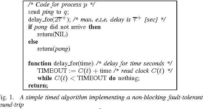 Figure 1 from How to Implement a Time-Free Perfect Failure Detector