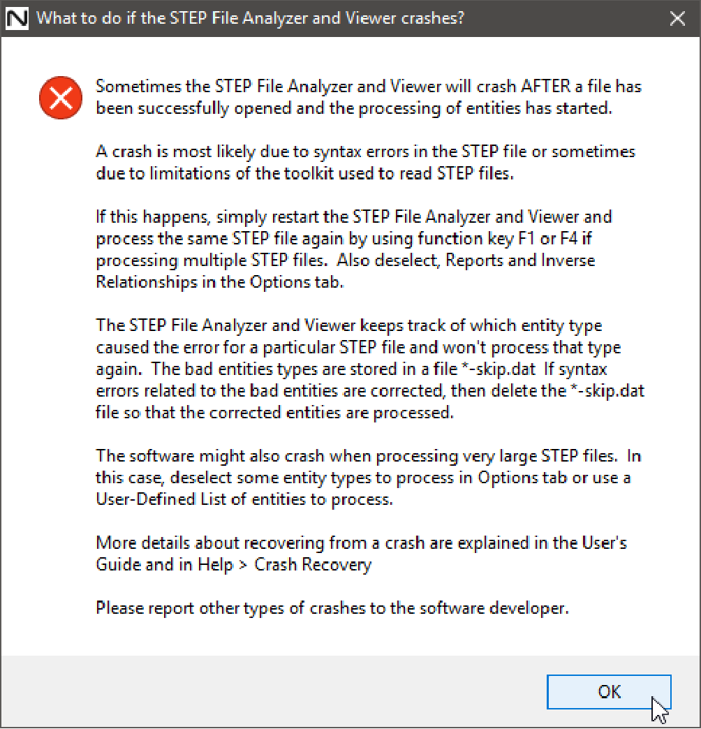 PDF] STEP File Analyzer and Viewer User Guide (Update 5