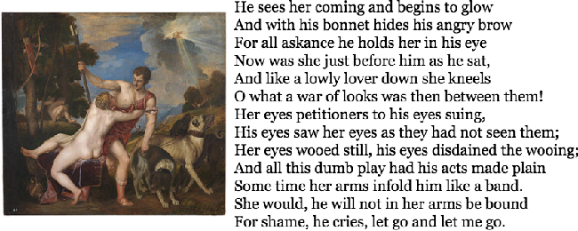 Figure 2 for Prose for a Painting
