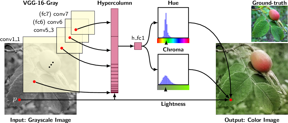 Figure 3 for Learning Representations for Automatic Colorization