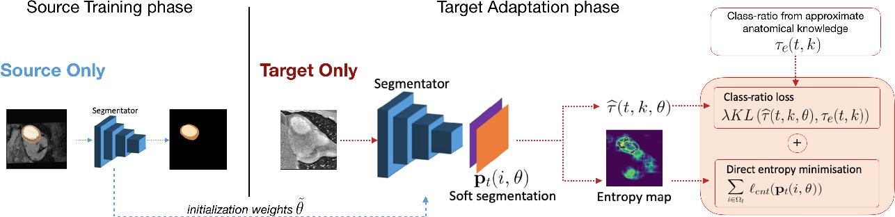Figure 3 for Source-Free Domain Adaptation for Image Segmentation