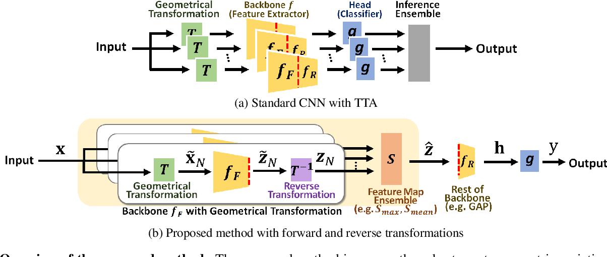 Figure 1 for Geometric Data Augmentation Based on Feature Map Ensemble