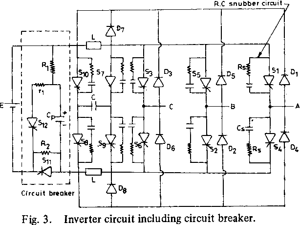 Figure 3 from Microprocessor Control of a Three-Phase