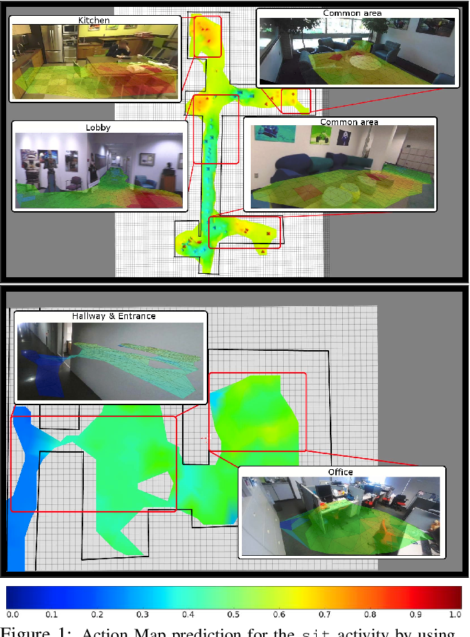 Figure 1 for Learning Action Maps of Large Environments via First-Person Vision