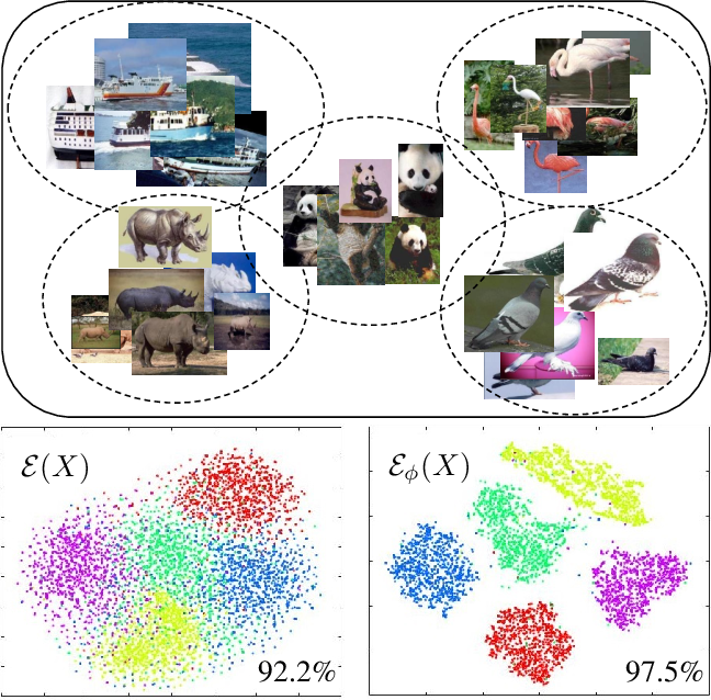 Figure 1 for Self-Supervised Representation Learning via Neighborhood-Relational Encoding