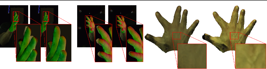 Figure 1 for Multi-view Image-based Hand Geometry Refinement using Differentiable Monte Carlo Ray Tracing
