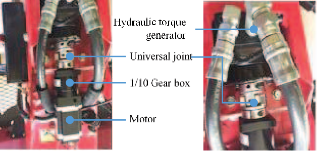 Calibration of an auto-steering system using a line-type