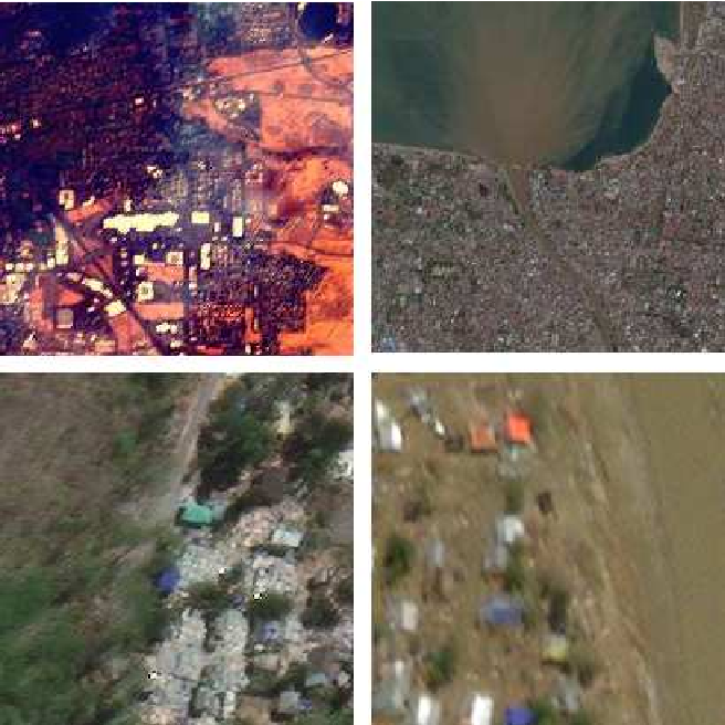 Figure 1 for xBD: A Dataset for Assessing Building Damage from Satellite Imagery